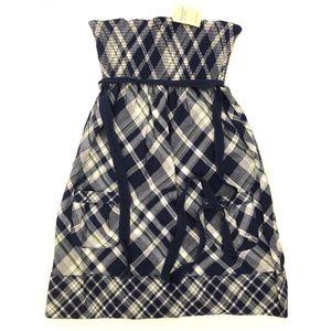 Abercrombie Strapless dress
